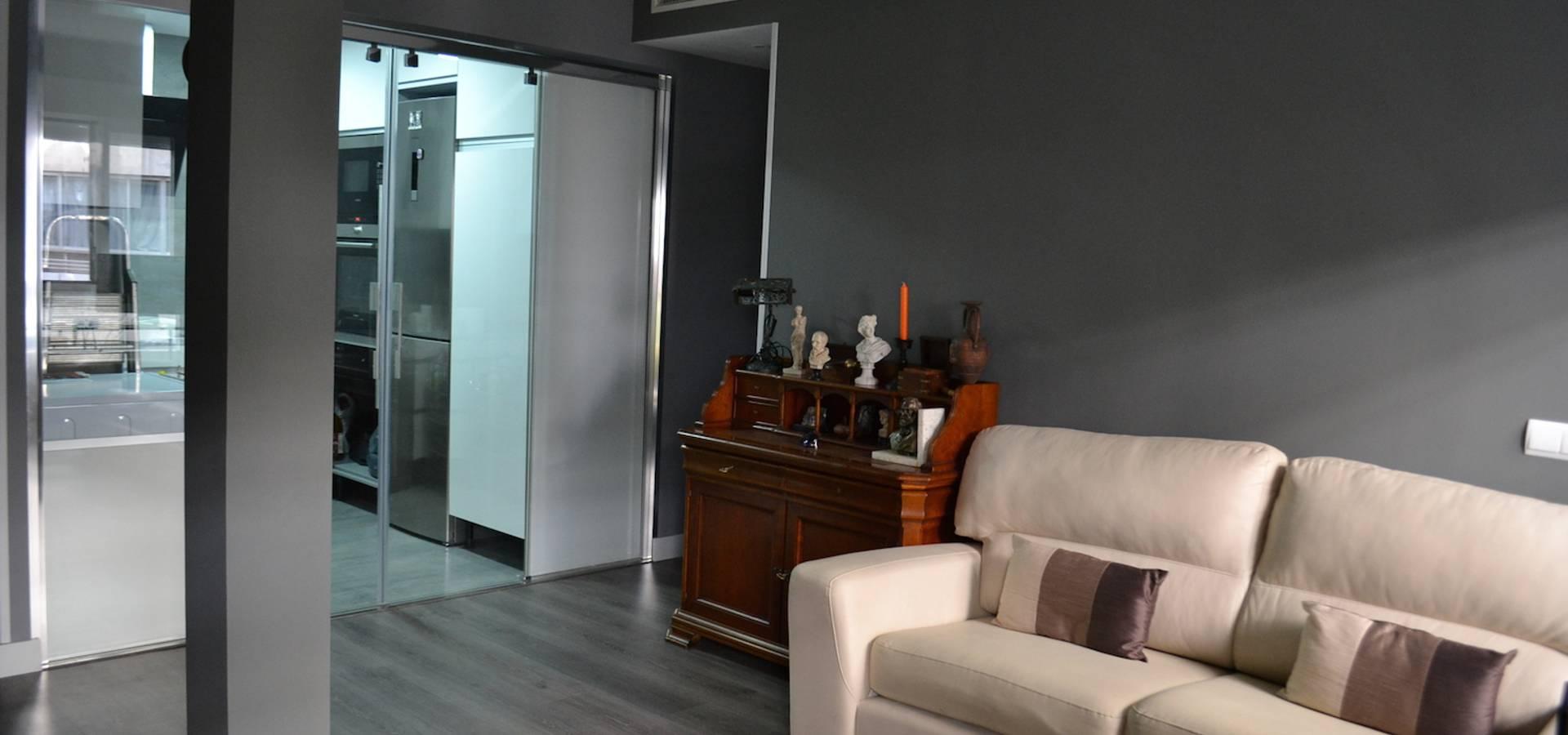 Dise o interior bruto decoradores y dise adores de interiores en madrid homify - Disenadores de interiores madrid ...