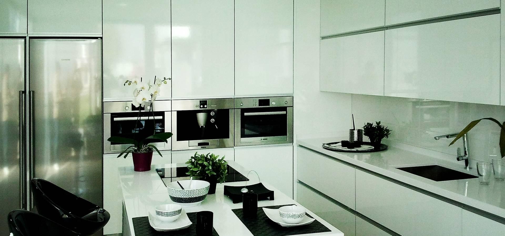 Grupo coeco dise adores de cocinas en madrid homify - Disenadores de cocinas ...