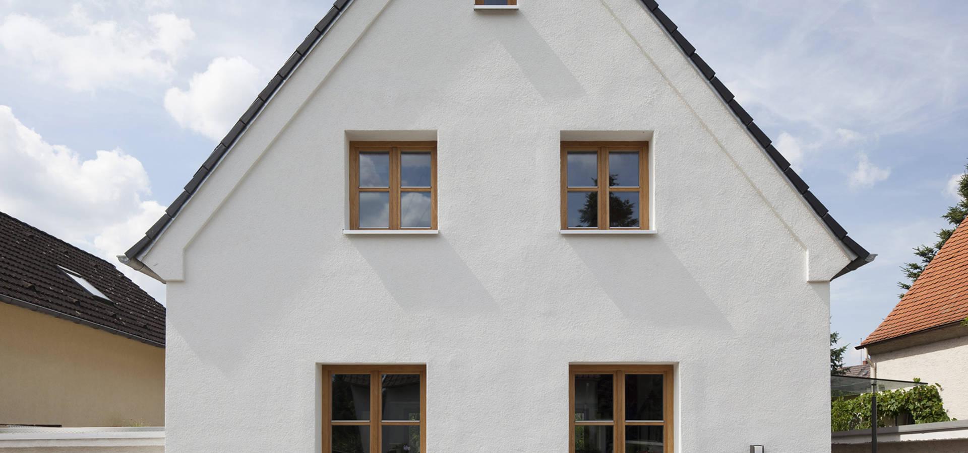 gerstner kaluza architektur gmbh architekten in frankfurt am main homify. Black Bedroom Furniture Sets. Home Design Ideas