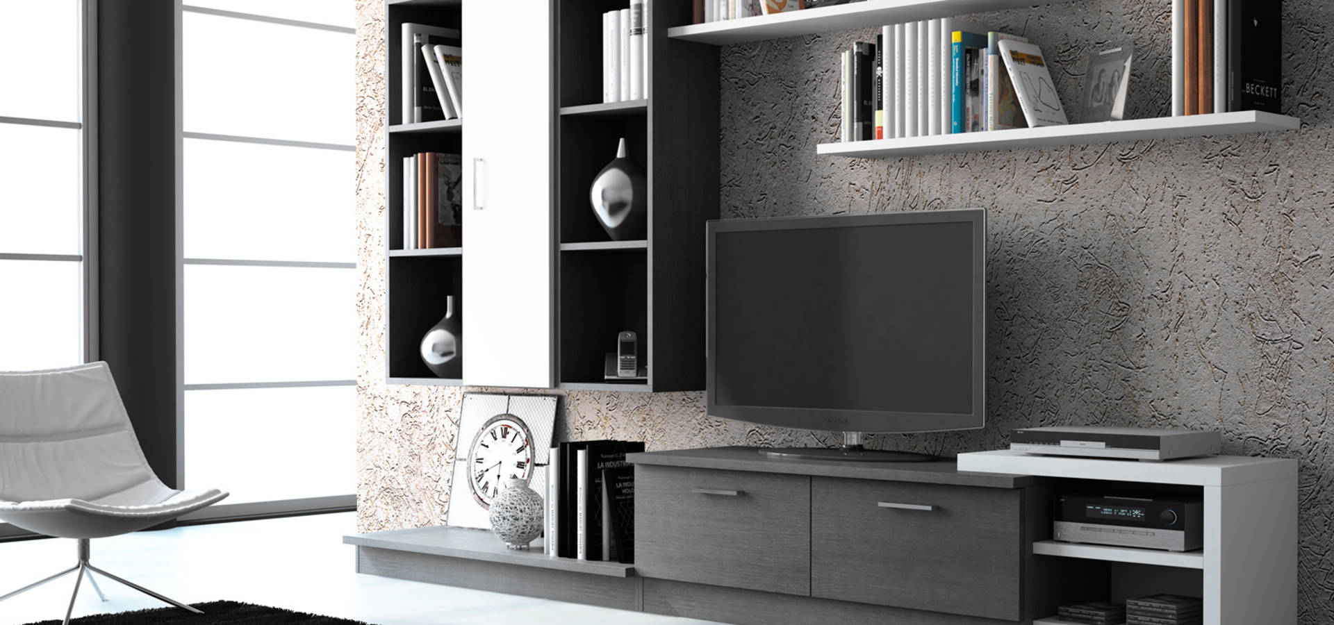 Muebles 1 Click : Muebles y accesorios en Dos Hermanas Sevilla  homify