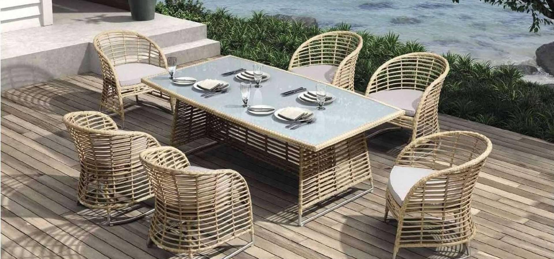 Muebles bek terrazas patios y exteriores en mexico homify for Homify mexico