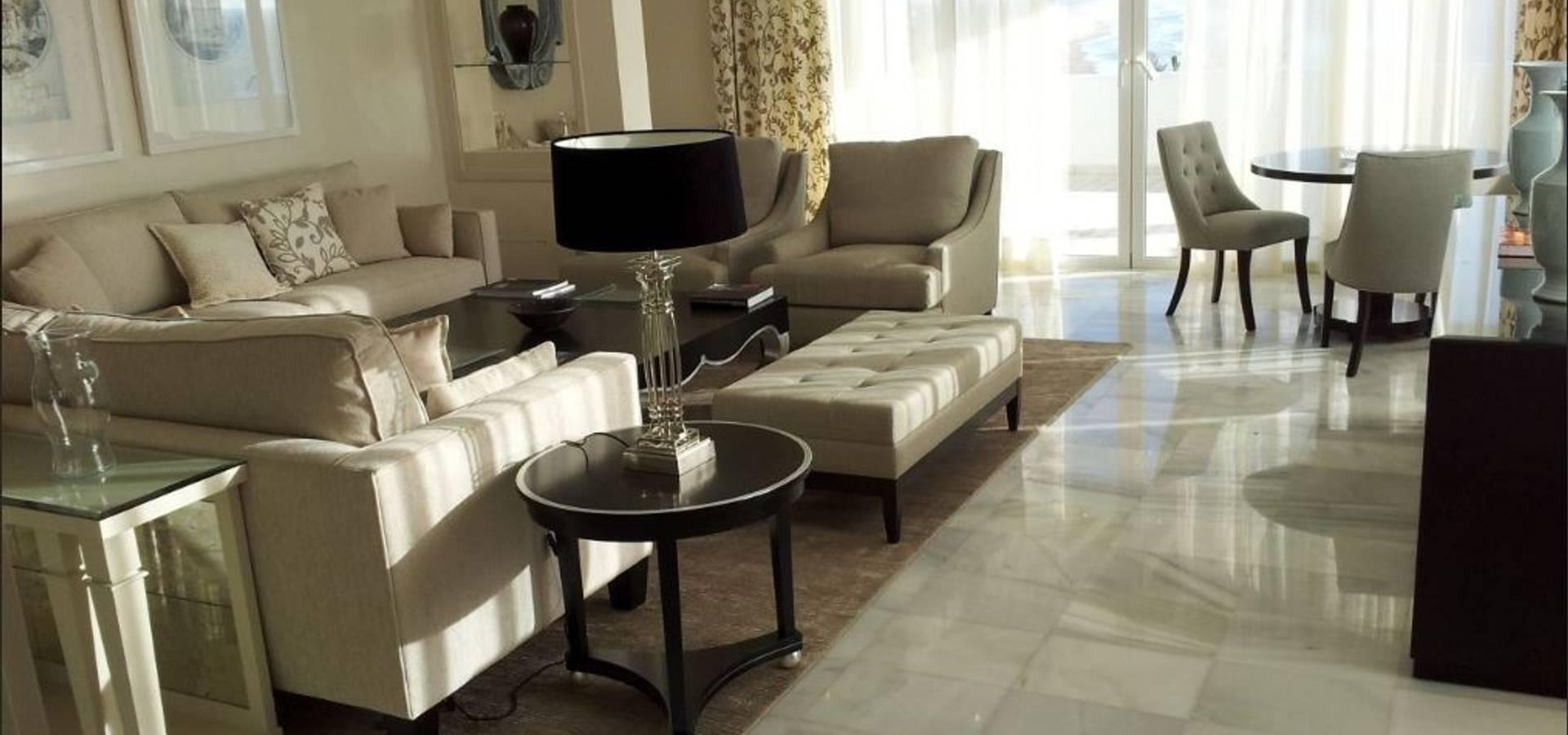 Tapiceria pala decoradores y dise adores de interiores en - Disenadores de interiores madrid ...