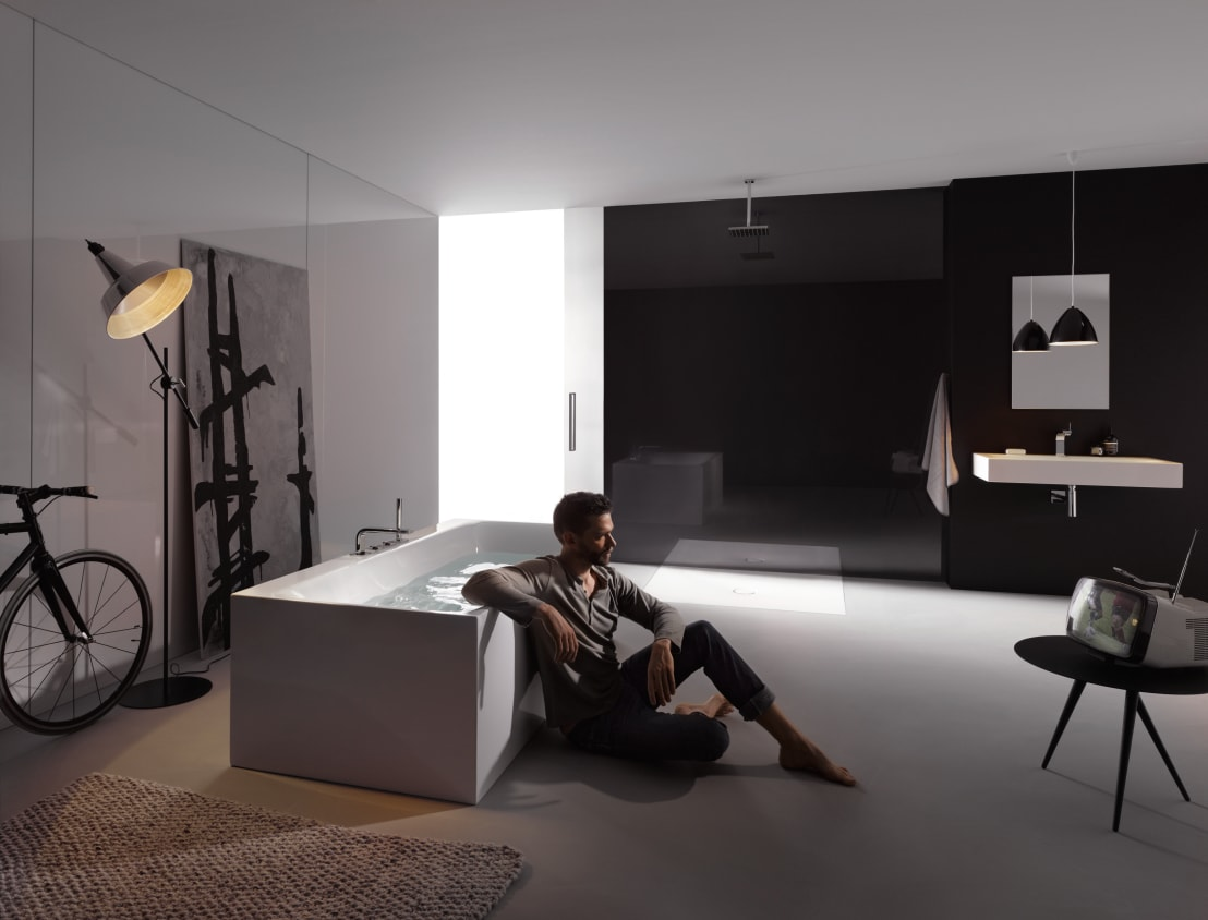 bettelux jetzt um die varianten highline und silhouette erweitert de bette gmbh co kg homify. Black Bedroom Furniture Sets. Home Design Ideas