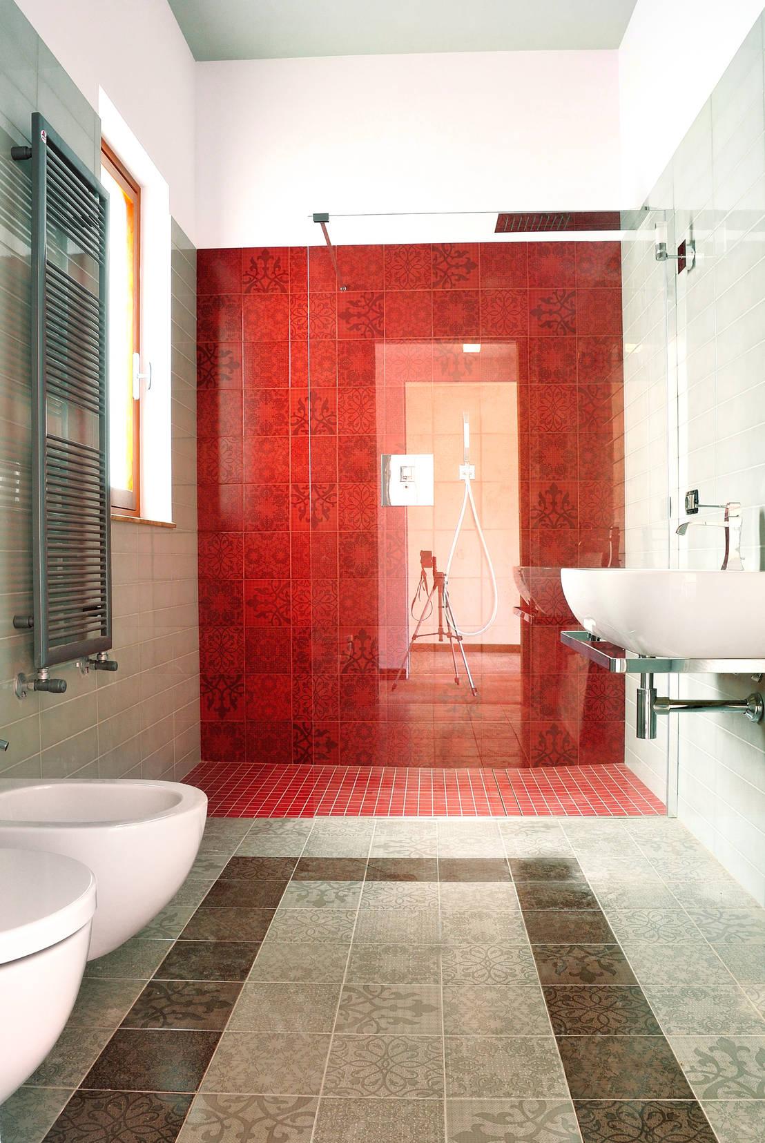 욕조 없이 샤워부스로 특별한 욕실을 만드는 열 가지 방법