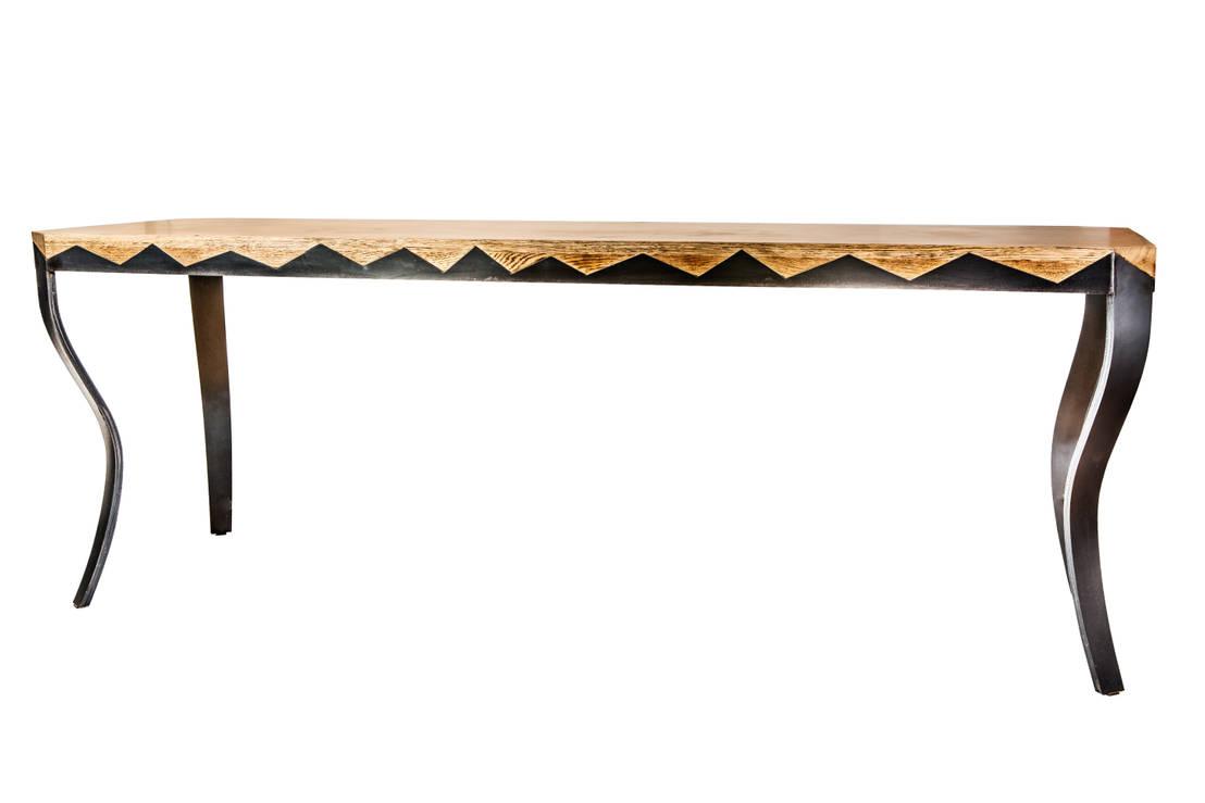 Tisch dente von bespoke gmbh interior design for Tisch design kreuch gmbh