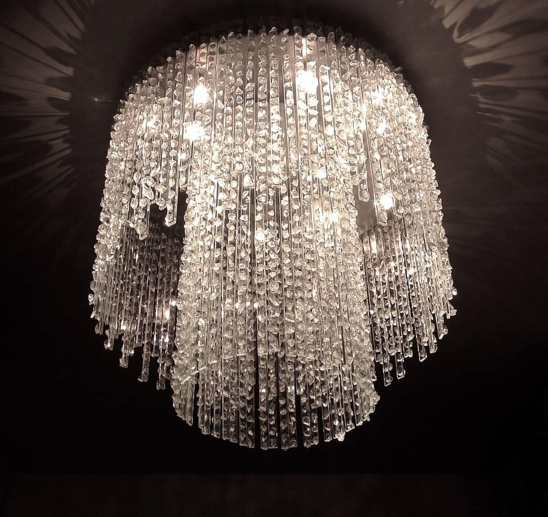 Lampadari di cristallo: preziosi come gioielli