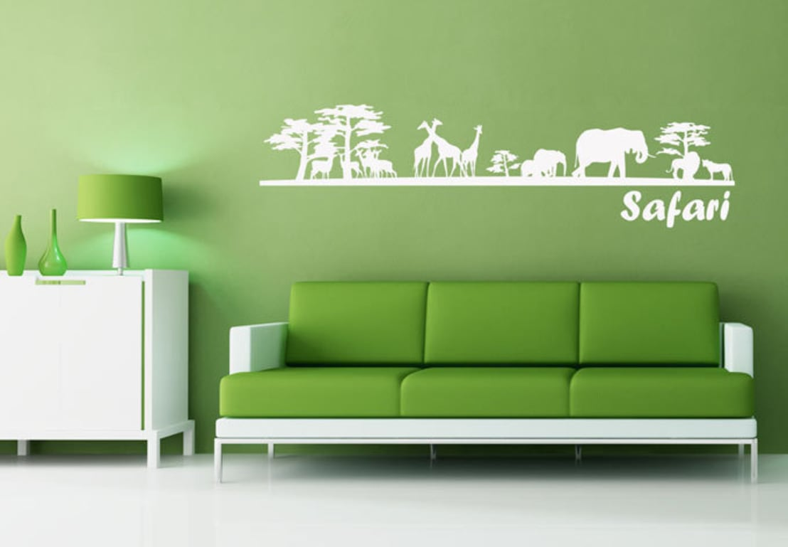 k l wall art afrika feeling homify. Black Bedroom Furniture Sets. Home Design Ideas