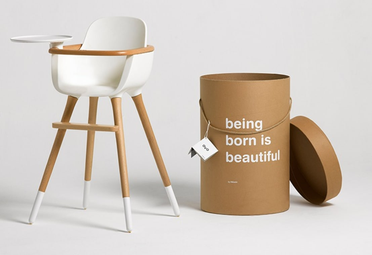 kind der stadt hochstuhl ovo deluxe by micuna designed by culdesac homify. Black Bedroom Furniture Sets. Home Design Ideas