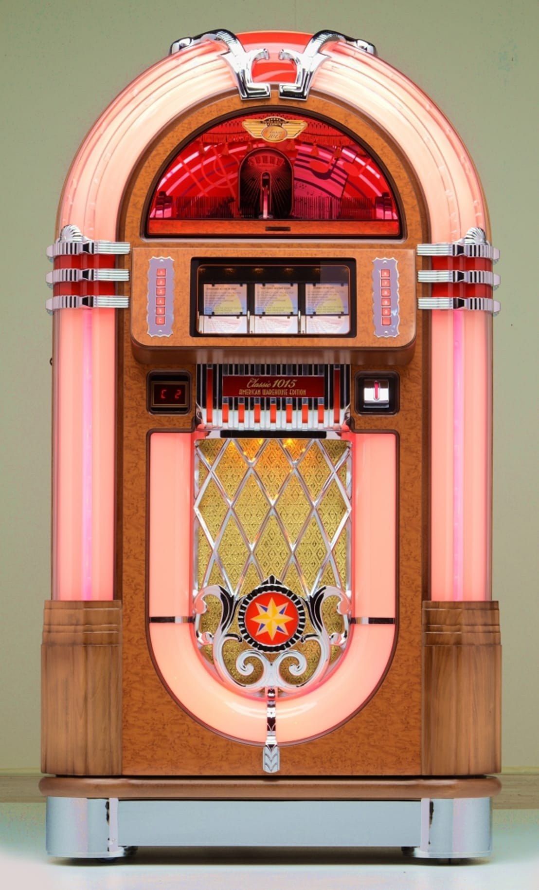 Classic 1015 Jukebox by American Warehouse   homify