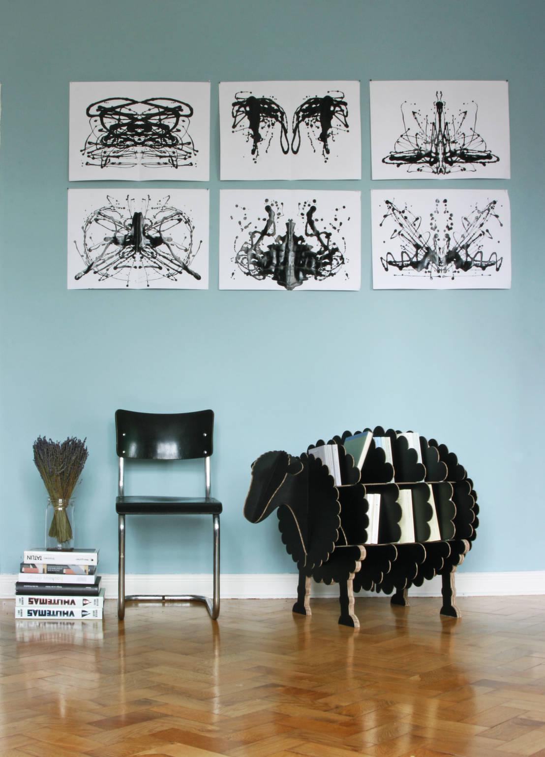 schaf teeny von stange design homify. Black Bedroom Furniture Sets. Home Design Ideas