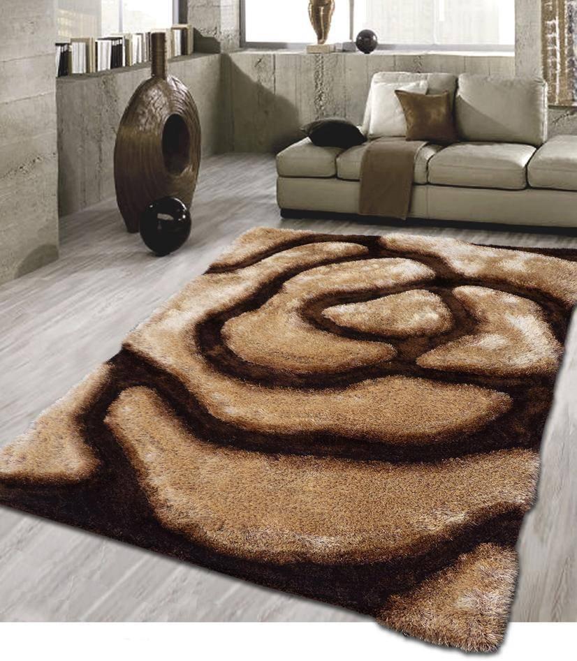 Alfombra pelo largo por alfombras toledo homify - Alfombras toledo ...