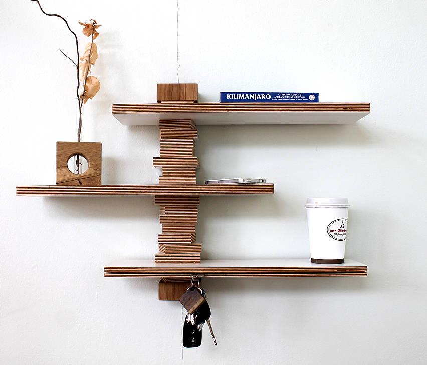 Wandregal Bücher Küche ~ Coole Regale von deutschen Designern