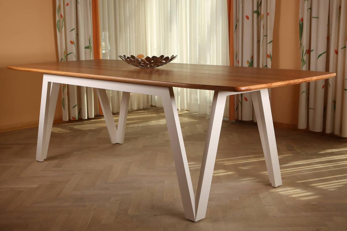 designer esstisch von busch design m bel homify. Black Bedroom Furniture Sets. Home Design Ideas