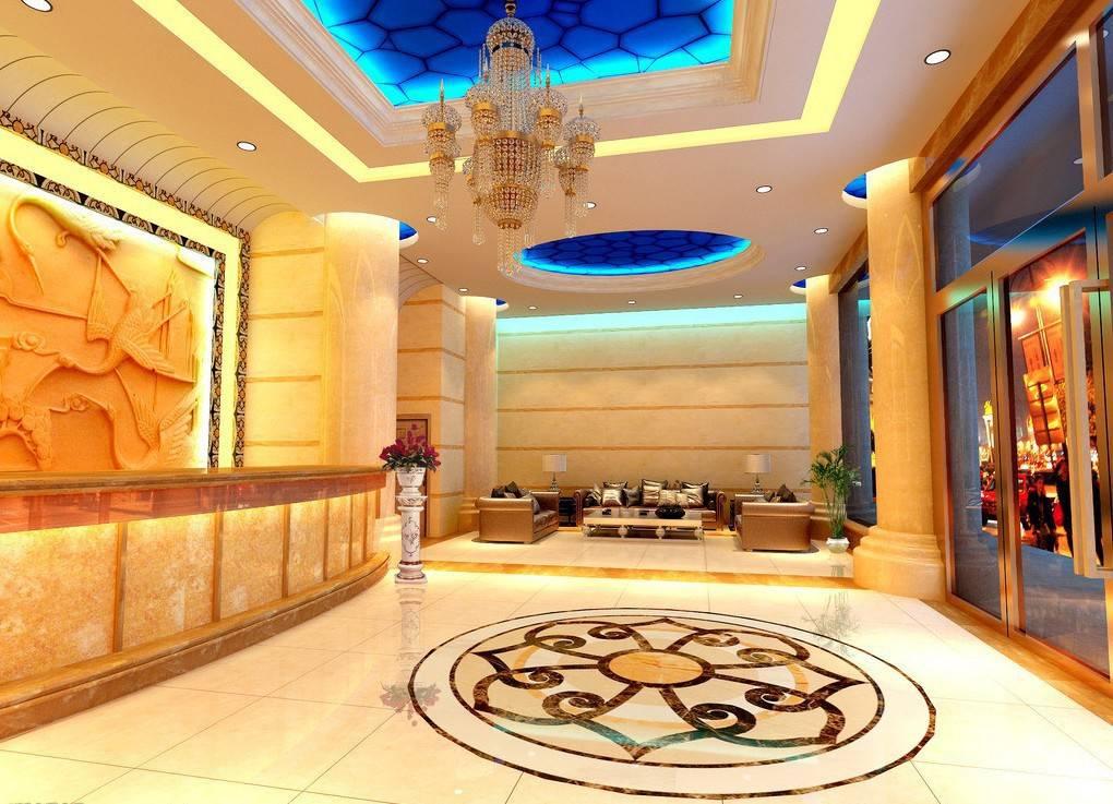 Monarchy circular floor medallions autocad by monarchy for Designhotel q