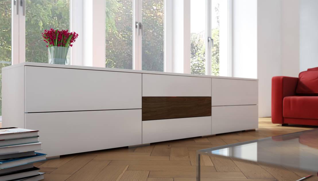 sideboard von meine m belmanufaktur gmbh homify. Black Bedroom Furniture Sets. Home Design Ideas