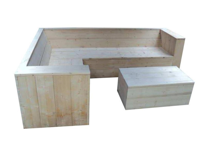 Design ecksofa  Design Ecksofa Sofa aus Bauholz by Woodenfactory | homify