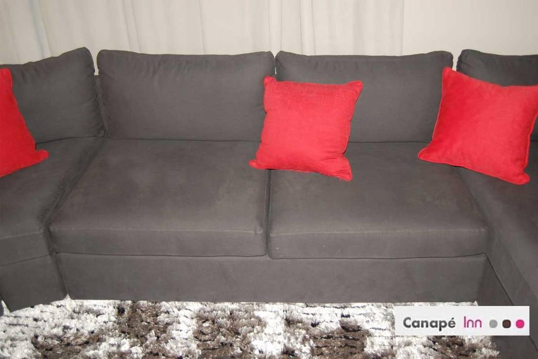 canap modulable personnalisable et d houssable de canap inn homify. Black Bedroom Furniture Sets. Home Design Ideas