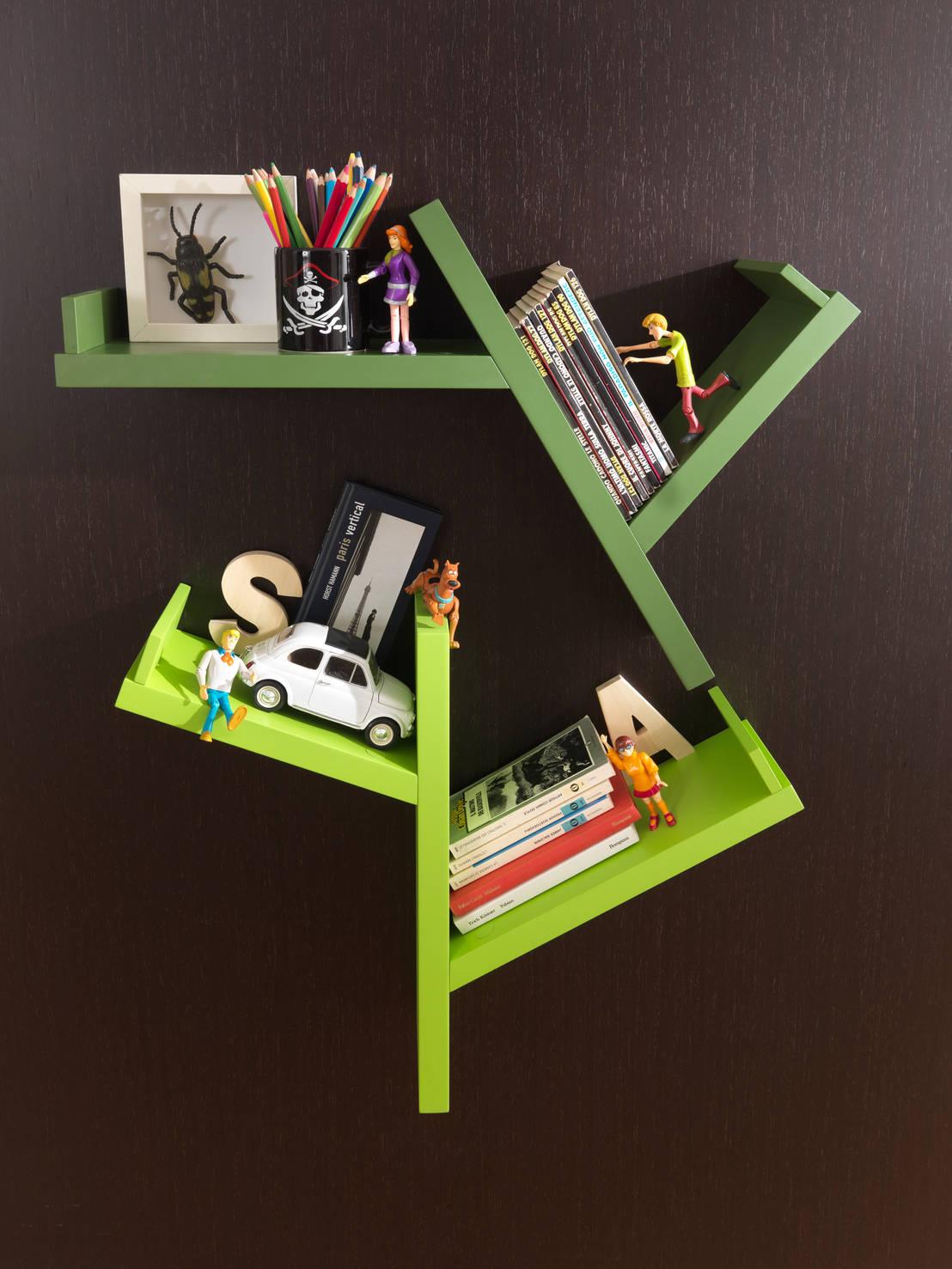 moderner stauraum im kinderzimmer por mobimio r ume f r. Black Bedroom Furniture Sets. Home Design Ideas