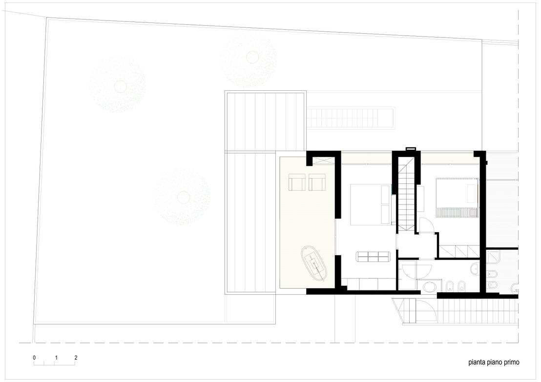 Casa bt bm de angeli brucoli architetti homify for Casa piano cotizacion