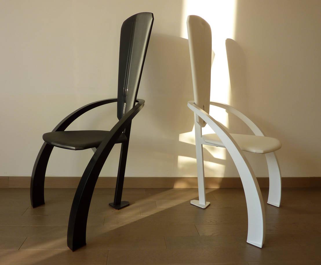 chaises atypiques. Black Bedroom Furniture Sets. Home Design Ideas