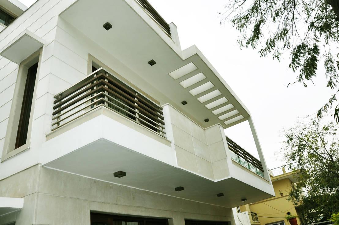 K 4 south city gurgaon by horizon design studio pvt ltd for Household designs ltd