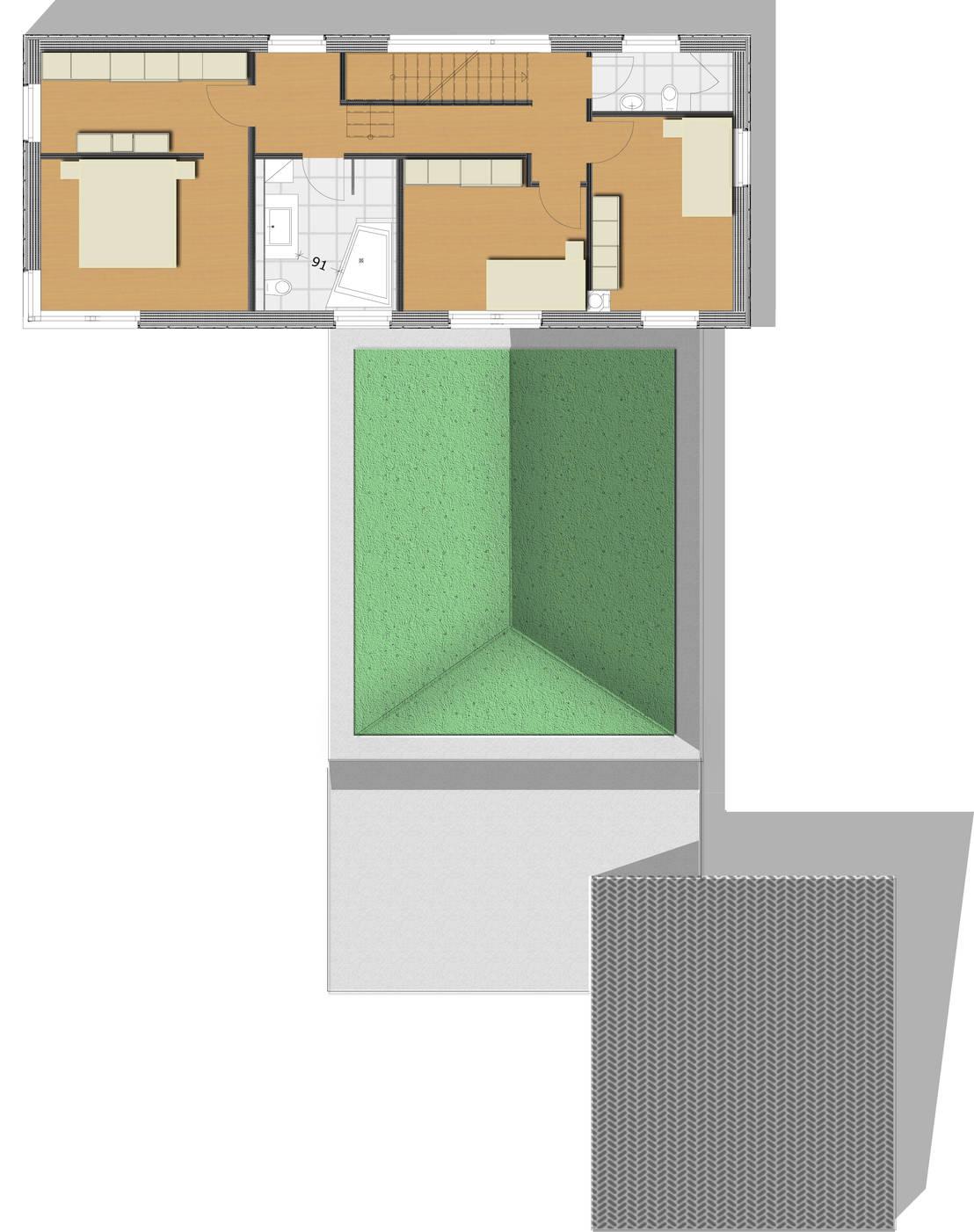 einfamilienhaus in landshut von apb armin pohle bauelemente gmbh homify. Black Bedroom Furniture Sets. Home Design Ideas
