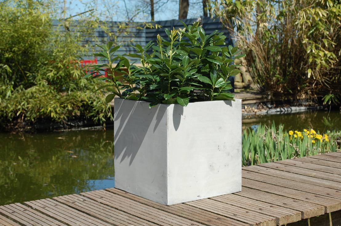 ae trade online pflanzk bel fiberglas im beton design homify. Black Bedroom Furniture Sets. Home Design Ideas
