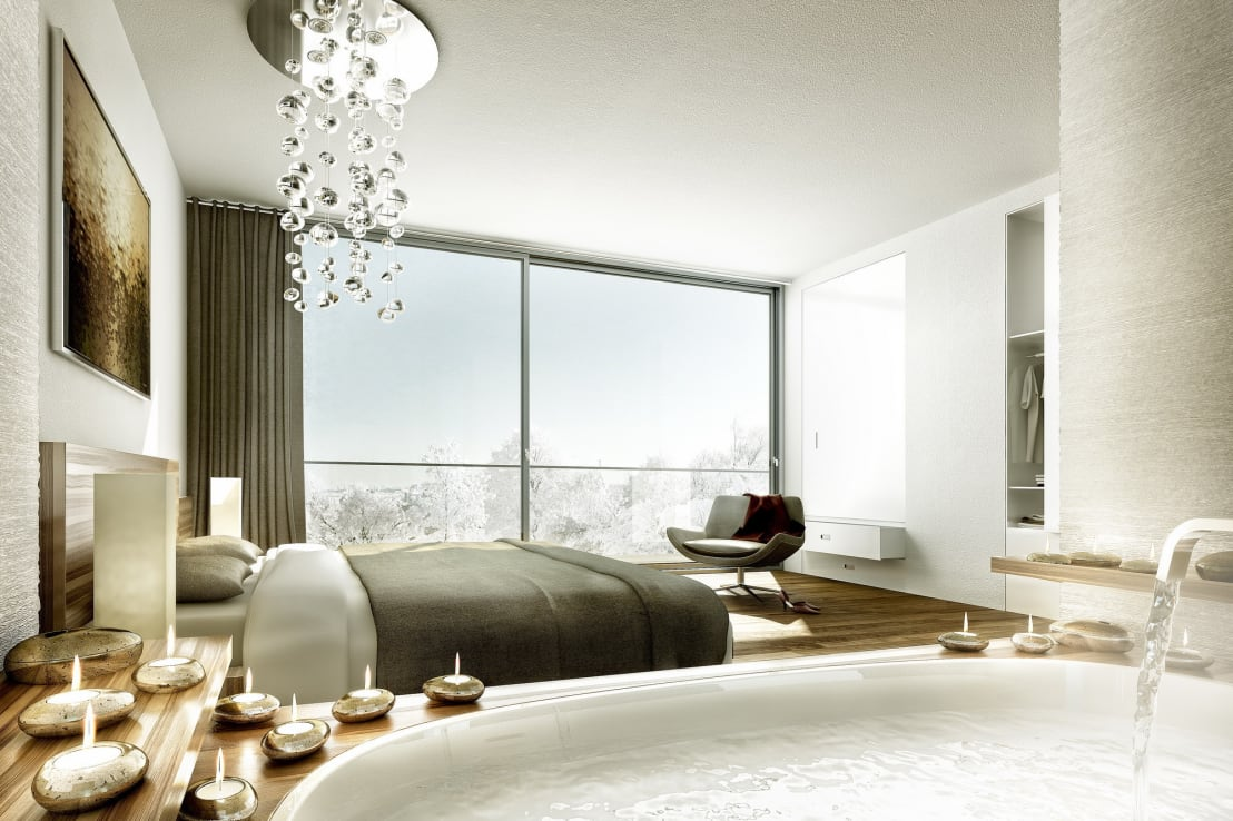 lux berlin von homify. Black Bedroom Furniture Sets. Home Design Ideas