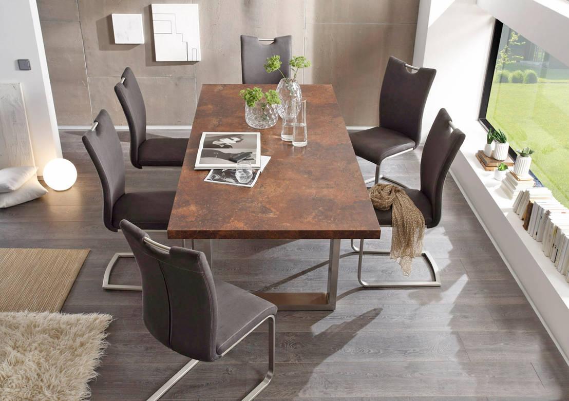 esstische by massive naturm bel homify. Black Bedroom Furniture Sets. Home Design Ideas
