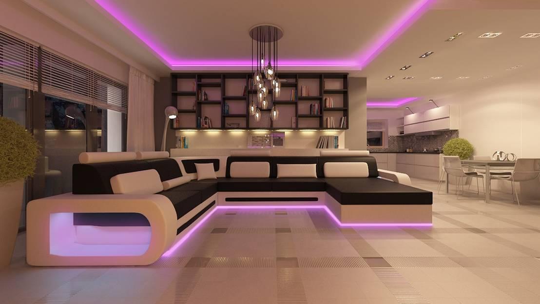 wohnlandschaft serie stuttgart by jv m bel gmbh homify. Black Bedroom Furniture Sets. Home Design Ideas