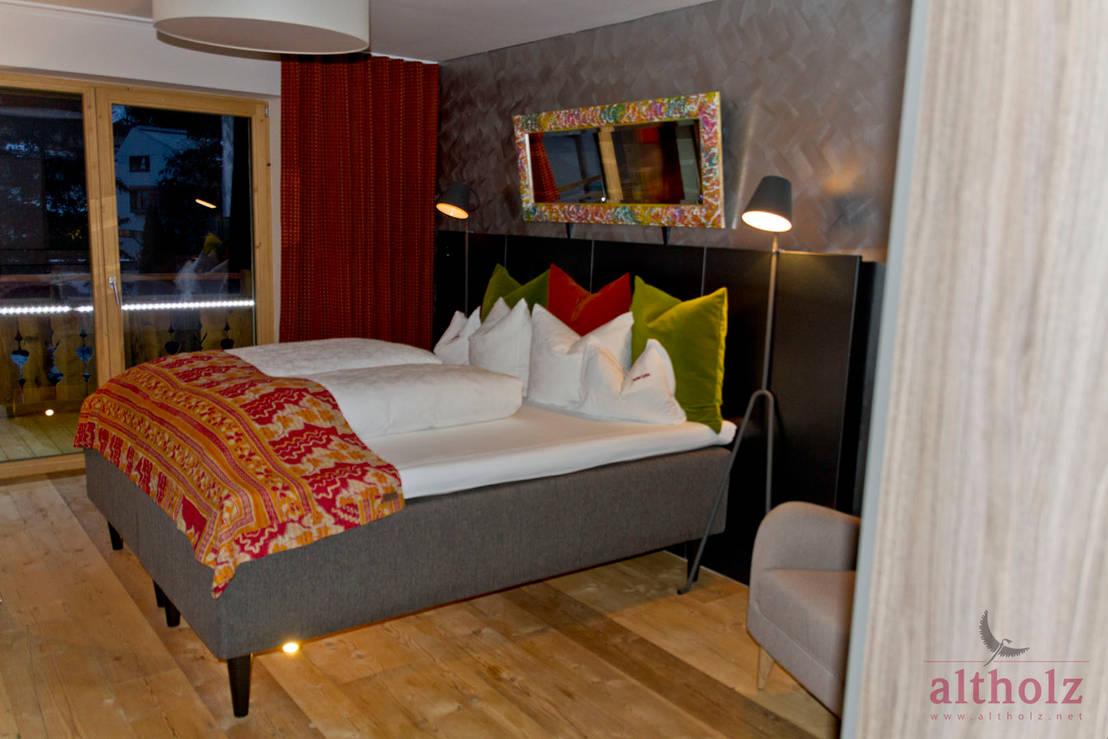tyrolhotel st anton am arlberg von altholz baumgartner co gmbh homify. Black Bedroom Furniture Sets. Home Design Ideas