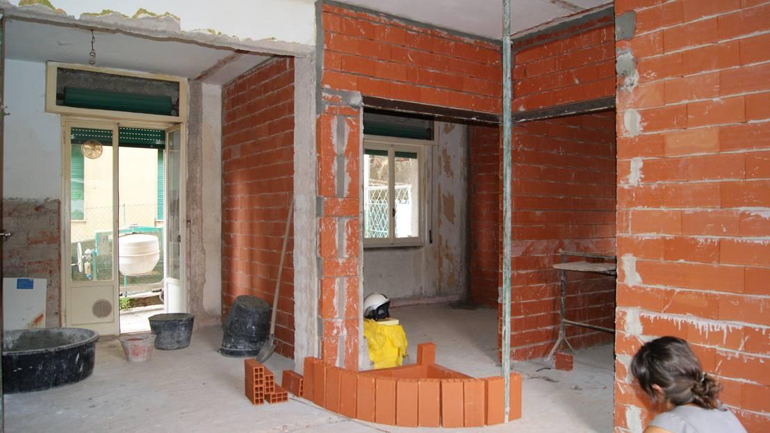 Antes y despu s de 5 peque os departamentos cambios for Esempi di ristrutturazione appartamento