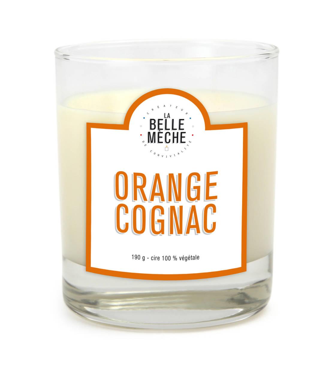 bougie parfum e orange cognac by la belle m che homify. Black Bedroom Furniture Sets. Home Design Ideas
