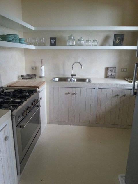 Una cucina al mare de ab design homify - Cucina al mare ...