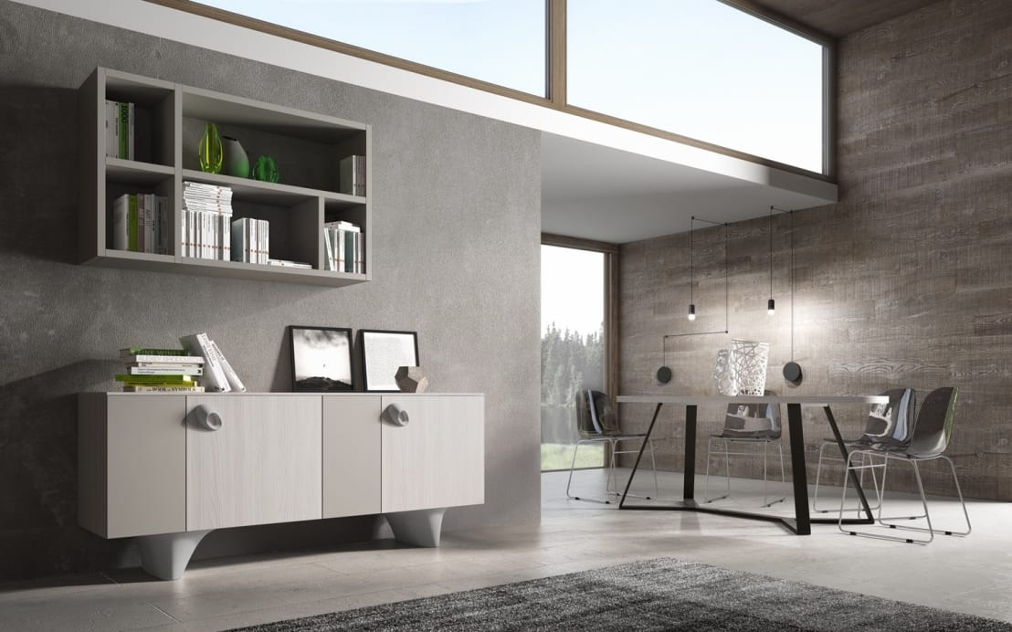 Gruppo Homes Mobili.Madia Pop Mobilificio San Michele Gruppo Homes By Inmateria