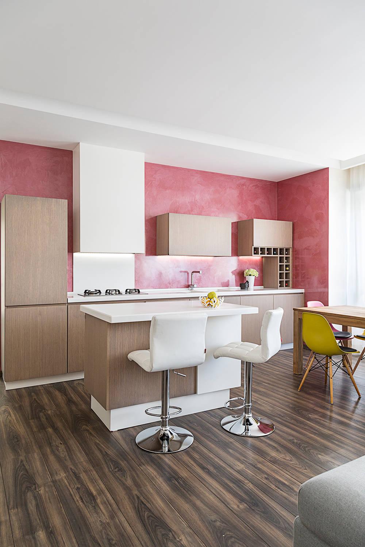 Appartamento roma centro de dal sasso matteo homify - Offerte lavoro interior designer roma ...