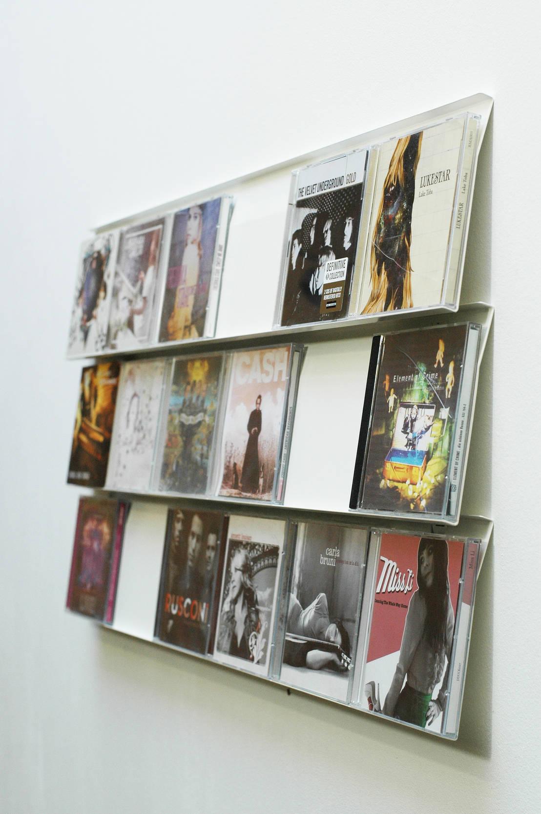 cd regal cd display dr12 by olaf riedel homify. Black Bedroom Furniture Sets. Home Design Ideas