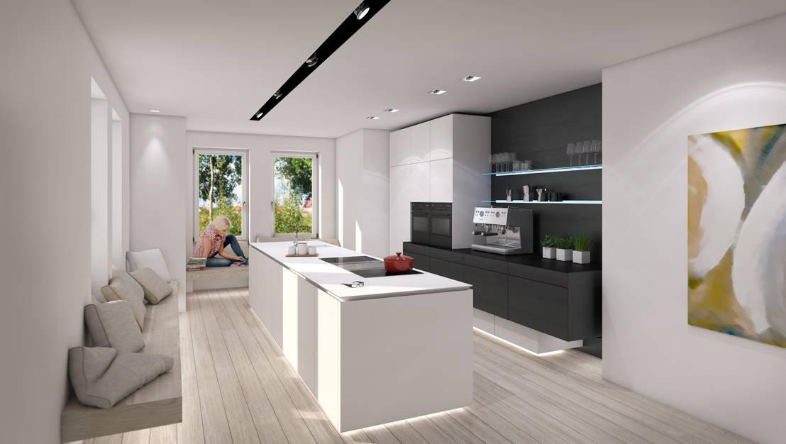 p1 ww k chen design von walter wendel homify. Black Bedroom Furniture Sets. Home Design Ideas