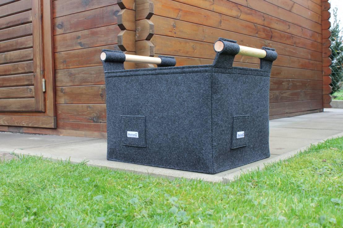stich haltig kamink rbe aus filz homify. Black Bedroom Furniture Sets. Home Design Ideas