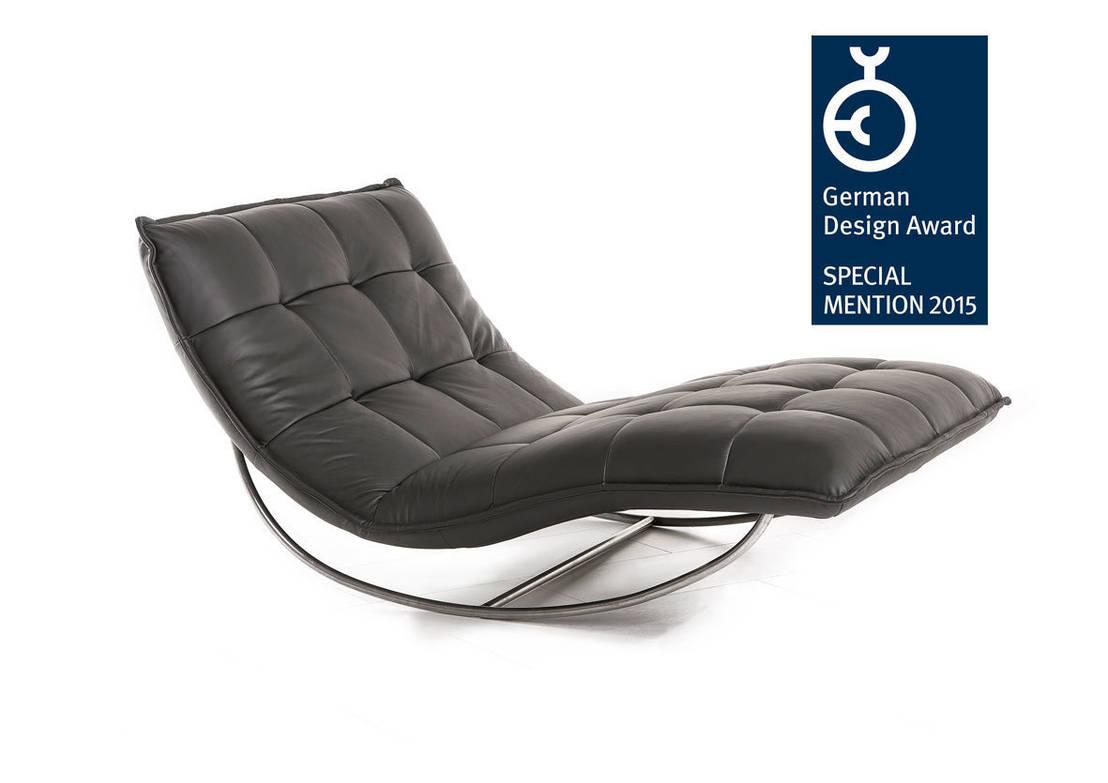 schaukelliege woow de willi schillig polsterm belwerke gmbh co kg homify. Black Bedroom Furniture Sets. Home Design Ideas