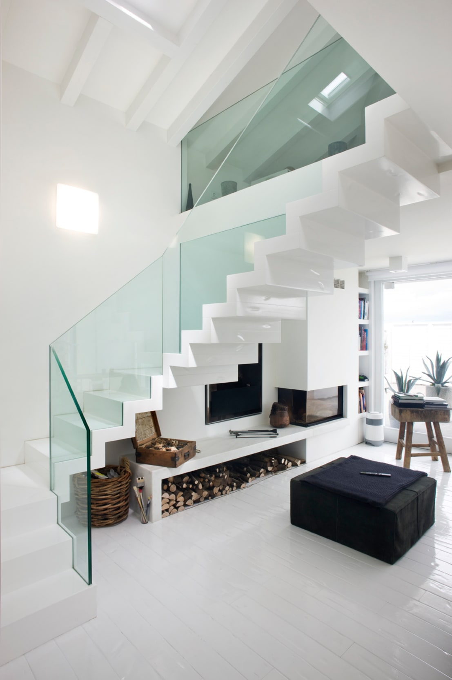 7 idee sensazionali per le scale moderne