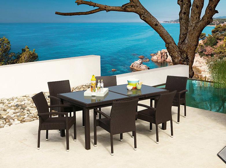 Colecci n completa de muebles de jardin para uso privado for Muebles de jardin en barcelona
