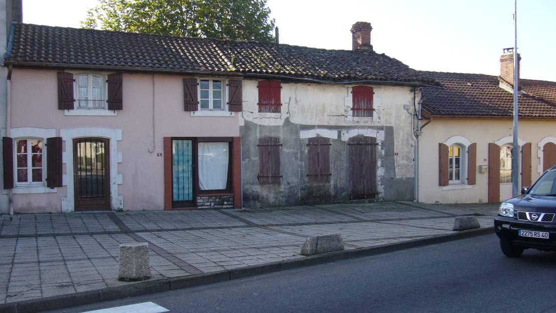 Maisons de ville de eurl cyril dulau architecte homify - Maison de ville taranto architecte ...