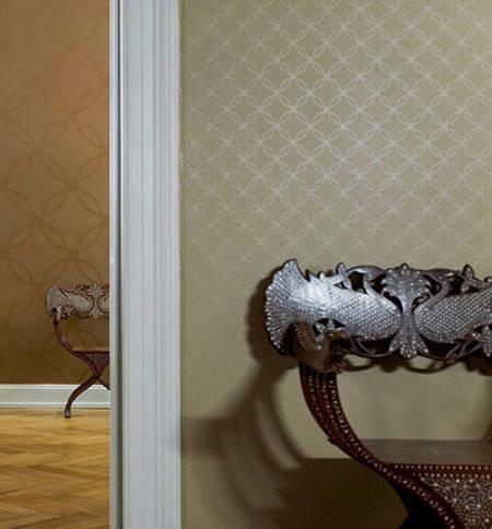 designertapeten homify. Black Bedroom Furniture Sets. Home Design Ideas