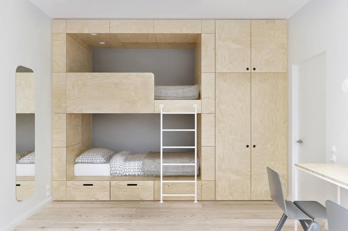 部屋を広く使える機能的なベッド5選!