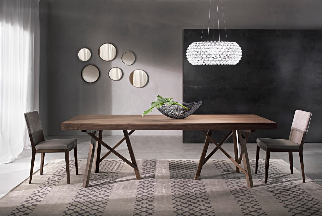 Tavoli da pranzo per una sala moderna - Tavolo sala da pranzo ...