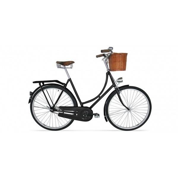 Bicicleta holandesa con cesta bicicleta holandesa de - Cestas para bicicletas ...