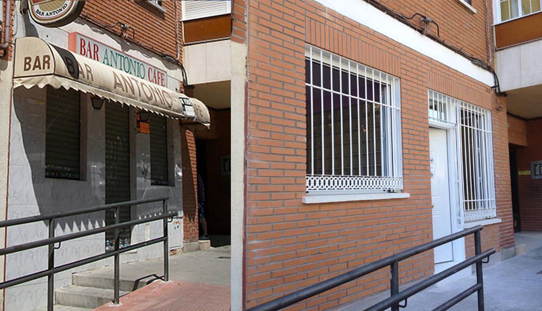 Cambio de uso de local comercial a vivienda de atelierbas for Cambio de uso de oficina a vivienda