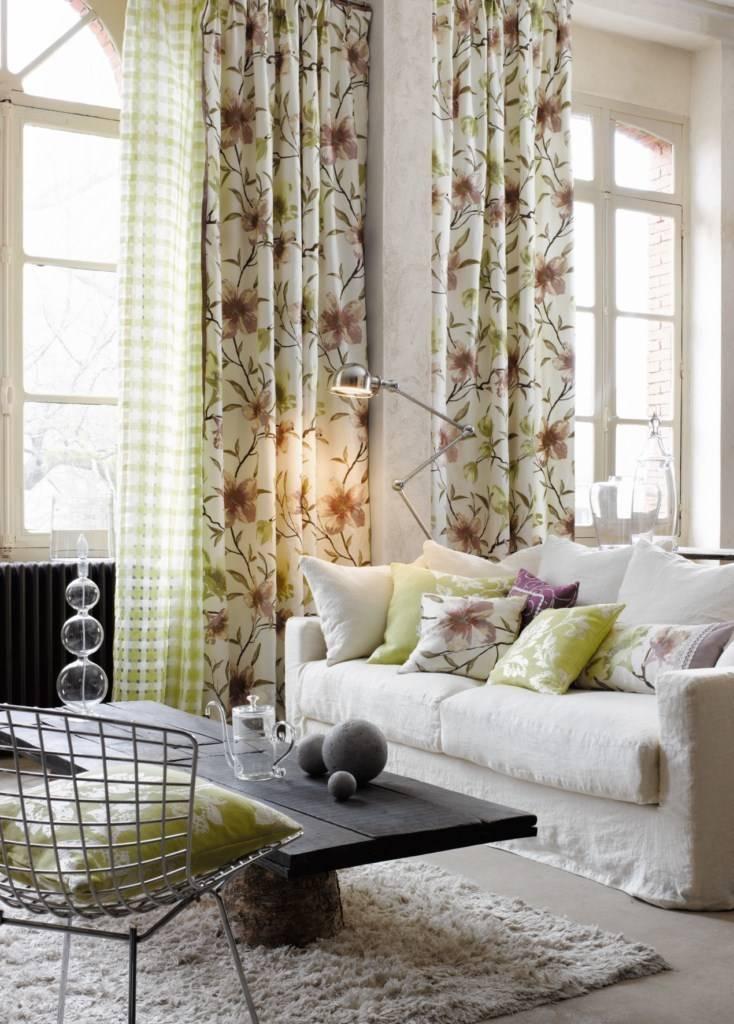 Textil hogar y papeles pintados de rustika decoraci n homify - Decoracion textil hogar ...