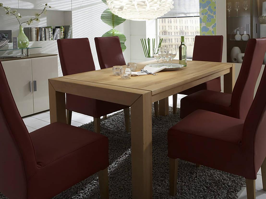 nat rlich sch ne esszimmer kombinationen von allnatura. Black Bedroom Furniture Sets. Home Design Ideas